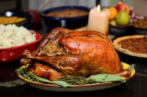 Receta del pavo de Acción de Gracias con un toque de sabor latino