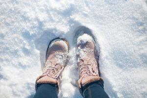 Los mejores diseños de botas y zapatos especiales para caminar en la nieve