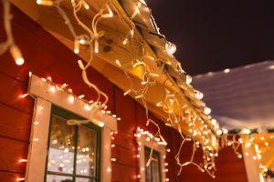 Los mejores sets de luces para decorar tu casa esta Navidad