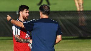"""Expediente """"Tata"""":  Leo Messi le hizo la vida imposible a Martino en la Selección Argentina y el Barcelona"""