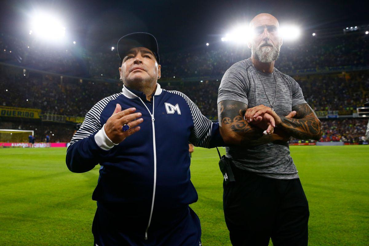 Las últimas palabras de Diego Maradona antes de morir fueron reveladas