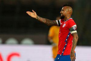 """VIDEO: """"El Rey"""" Arturo Vidal sacó un auténtico proyectil y anotó el golazo de su vida"""