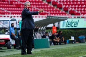 Víctor Manuel Vucetich seguirá al frente de Chivas por dos principales razones