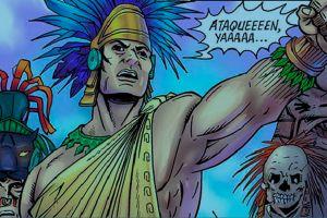 Cuitláhuac, el poco recordado hermano de Moctezuma que mostró a los mexicas que los españoles no eran invencibles