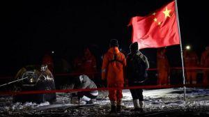 Chang'e-5: la misión china regresó a la Tierra con las primeras rocas de la Luna en más de 40 años