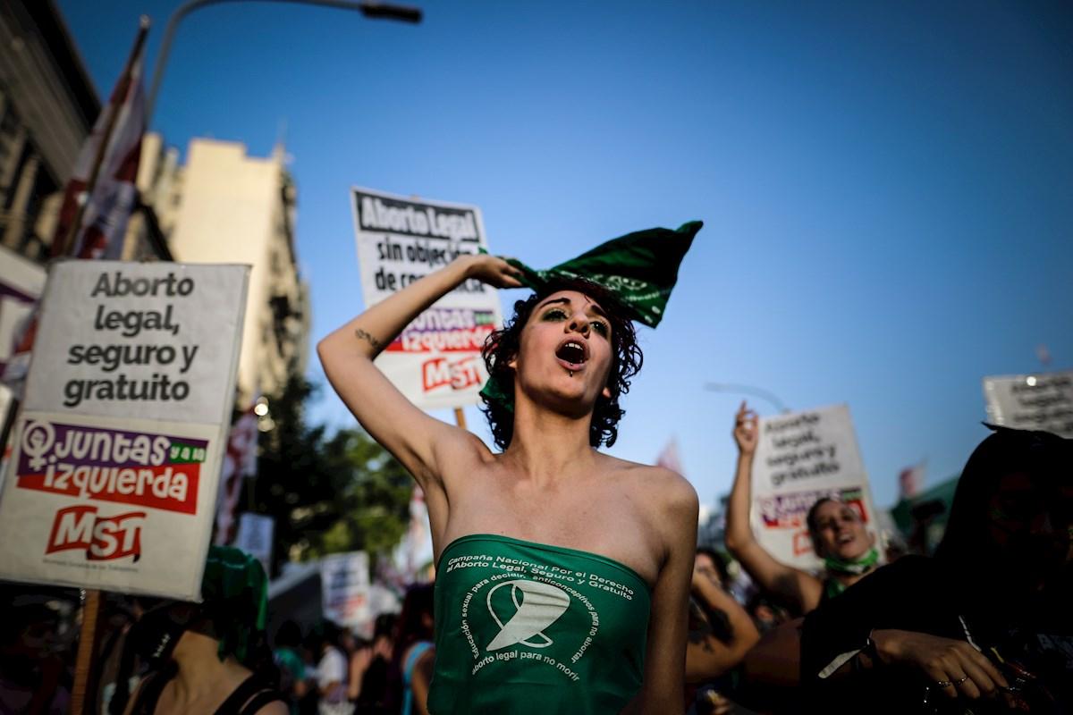 Argentina prepara regulación para poner en marcha ley del aborto.