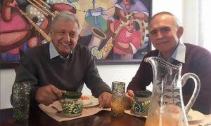 Alfonso Romo deja la Coordinación de la Oficina de la Presidencia de México, anuncia AMLO