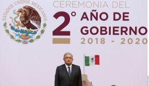 AMLO optimista a 2 años de gobierno; asegura sentar las bases para la transformación de México