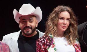 """Lupillo Rivera inspira memes y críticas por los """"brochazos"""" que le dio al tatuaje de Belinda"""