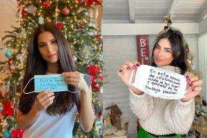 """Alejandra Espinoza y Roselyn Sánchez se unen a la campaña de California contra el coronavirus """"Amor es Mantenerse Lejos"""""""