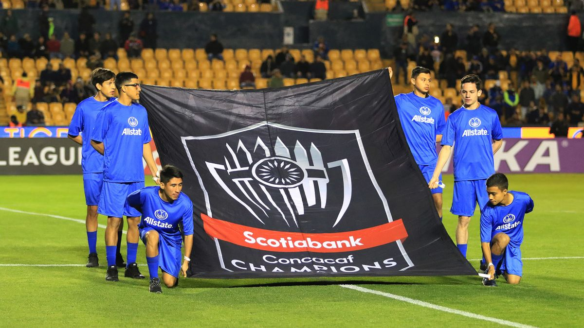 América, Cruz Azul y Tigres ya conocen las fechas de sus partidos en Concachampions