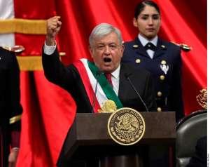 AMLO cumple dos años como presidente de México; pandemia y crisis económica, sus grandes retos