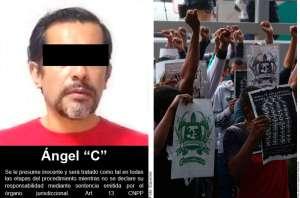 Dictan formal prisión a 'El Mochomo', implicado en la desaparición de los 43 normalistas de Ayotzinapa en México