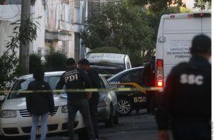 Matan a empresario y a su escolta en Ciudad de México