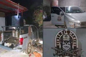 FOTOS: Golpe a guardia personal del Mencho, les decomisaron arsenal y vehículos