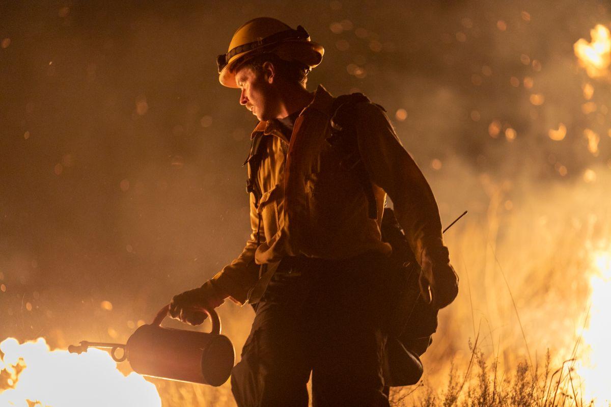 Vientos de Santa Ana soplarán fuerte en el sur de California y traen amenazas de incendios
