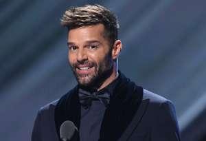 Esposo de Ricky Martin presume cómo ha crecido Renn, el bebé de la familia