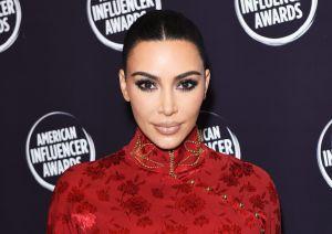 Kim Kardashian se vuelca en sus estudios para olvidarse de su divorcio
