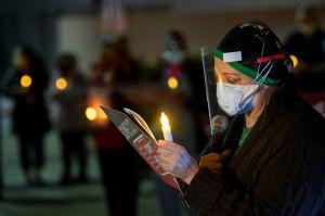 Condado de Los Ángeles rebasa la triste cifra de 10,000 fallecimientos por COVID-19