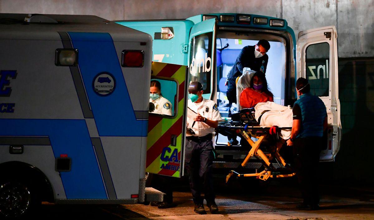 Terrible duelo en Estados Unidos: sobrepasó 360,000 muertes por Covid-19