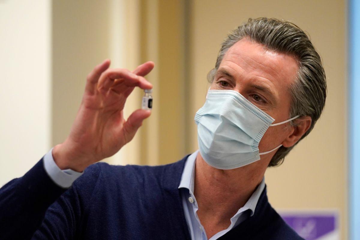 En California se han administrado más de 10 millones de dosis de la vacuna contra el coronavirus y así puede obtener una cita