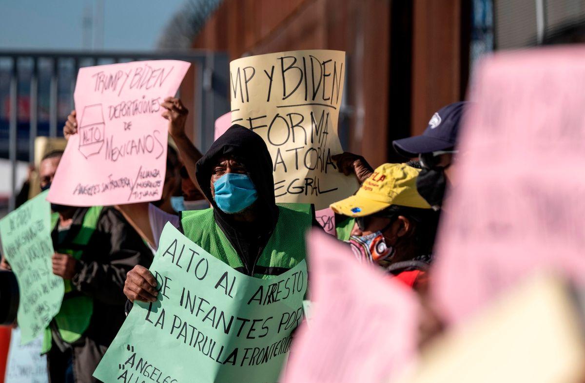 Imágenes: Unos 300 inmigrantes cubanos tratan de entrar a Estados Unidos por la frontera sur