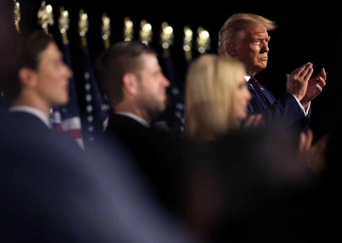 Trump ha evaluado indultar preventivamente a sus tres hijos mayores, según el New York Times