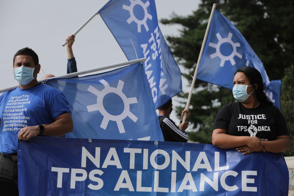 Casi 250,000 centroamericanos podrán seguir trabajando en EE.UU gracias a la reciente extensión del TPS