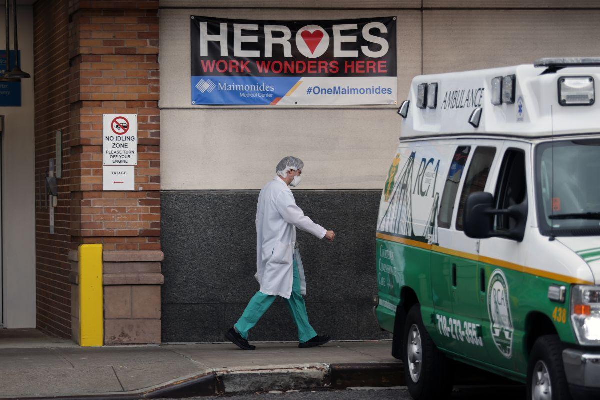 El estudio estadounidense que aumenta las dudas sobre el inicio de la pandemia del coronavirus