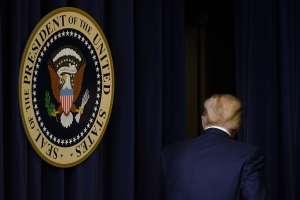 Trump se irá de la Casa Blanca en el último minuto