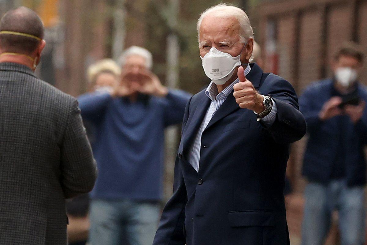 Colegio Electoral formaliza la victoria de Biden con los votos de California