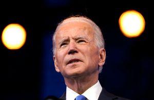 EN VIDEO: Joe Biden llegó a Washington y realiza un acto por los fallecidos a causa de Covid-19