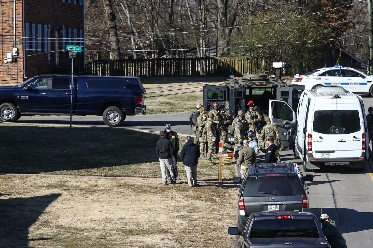 Autoridades sospechan que explosión en Nashville pudo ser un acto suicida