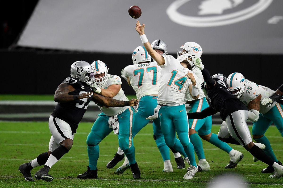 El trotamundos de la NFL hace su magia y gana el juego con el final más increíble de 2020