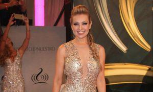 Thalía celebró su amor por Tommy Mottola y sus 20 años de feliz matrimonio