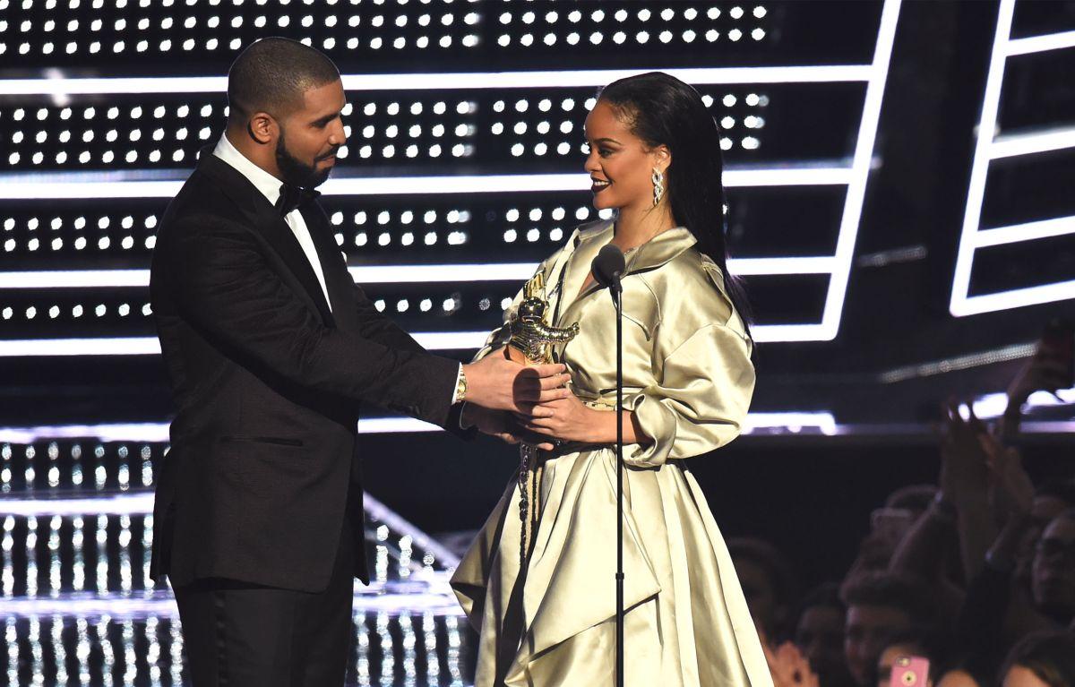 Así fue el fallido romance entre Drake y Rihanna