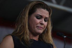 Los famosos se solidarizan con el dolor de Alicia Machado y oran por el descanso eterno de su hermano
