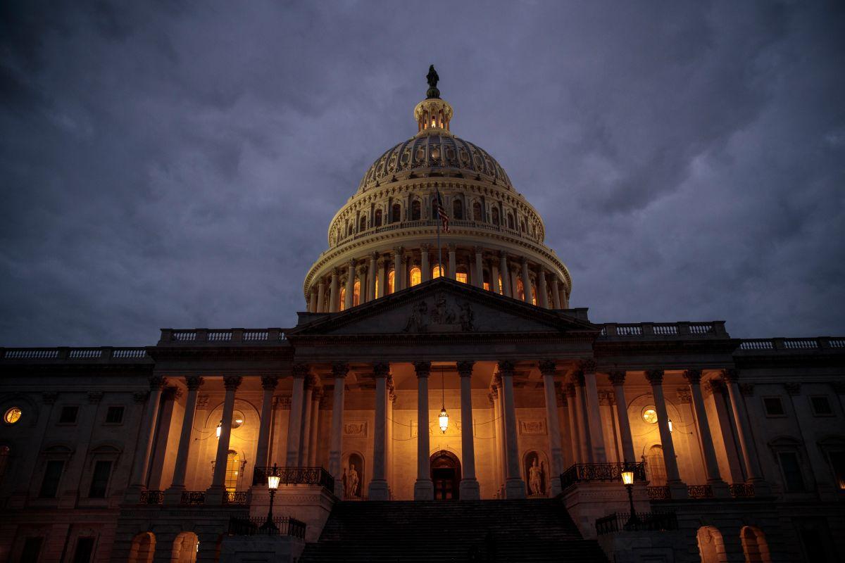 """Demócratas avanzan un proyecto para que los """"dreamers"""" puedan trabajar en el Congreso"""