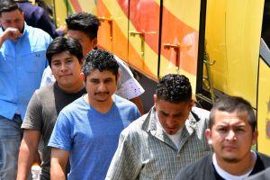 Estados Unidos se prepara para enviar solicitantes de asilo a El Salvador