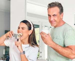 Carlos Ponce y Karina Banda se casan en secreto