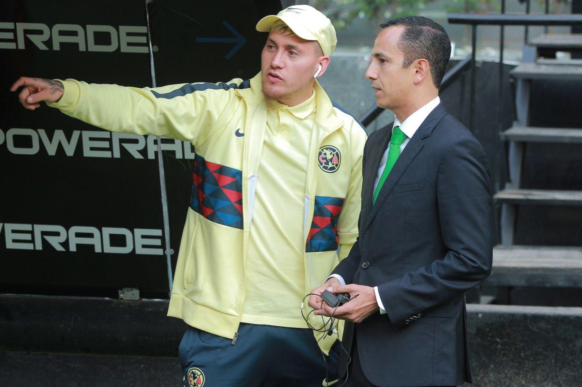 Nico Castillo, de América, revela la fecha de su regreso a las canchas