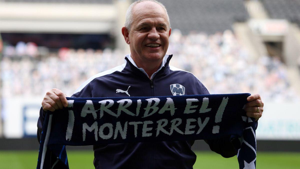 Aguirre revela que lo primero que le preguntaron en Monterrey fue por Messi