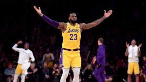 LeBron James armó uno de los mejores equipos de la historia para el Juego de Estrellas de la NBA del domingo