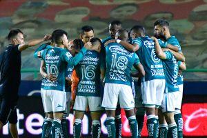 León tiene un caso positivo de COVID-19; hay incertidumbre a horas de enfrentar a Chivas