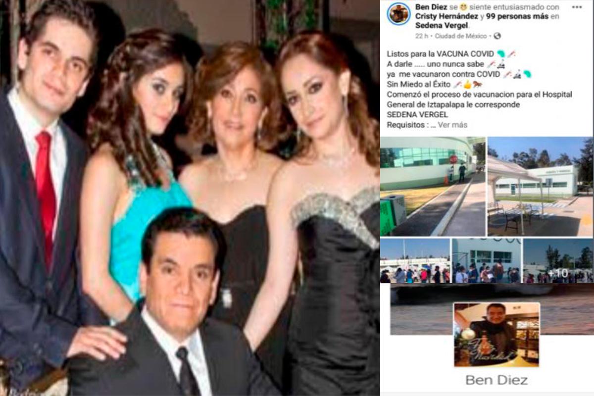 """Los """"#LordVacuna"""", así le llaman en redes sociales a quienes por """"influyentismo"""" se vacunan contra el COVID-19 en México"""