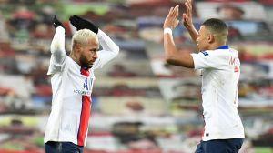 Messi, Neymar y Mbappé reaccionan contra el racismo tras insulto de árbitro