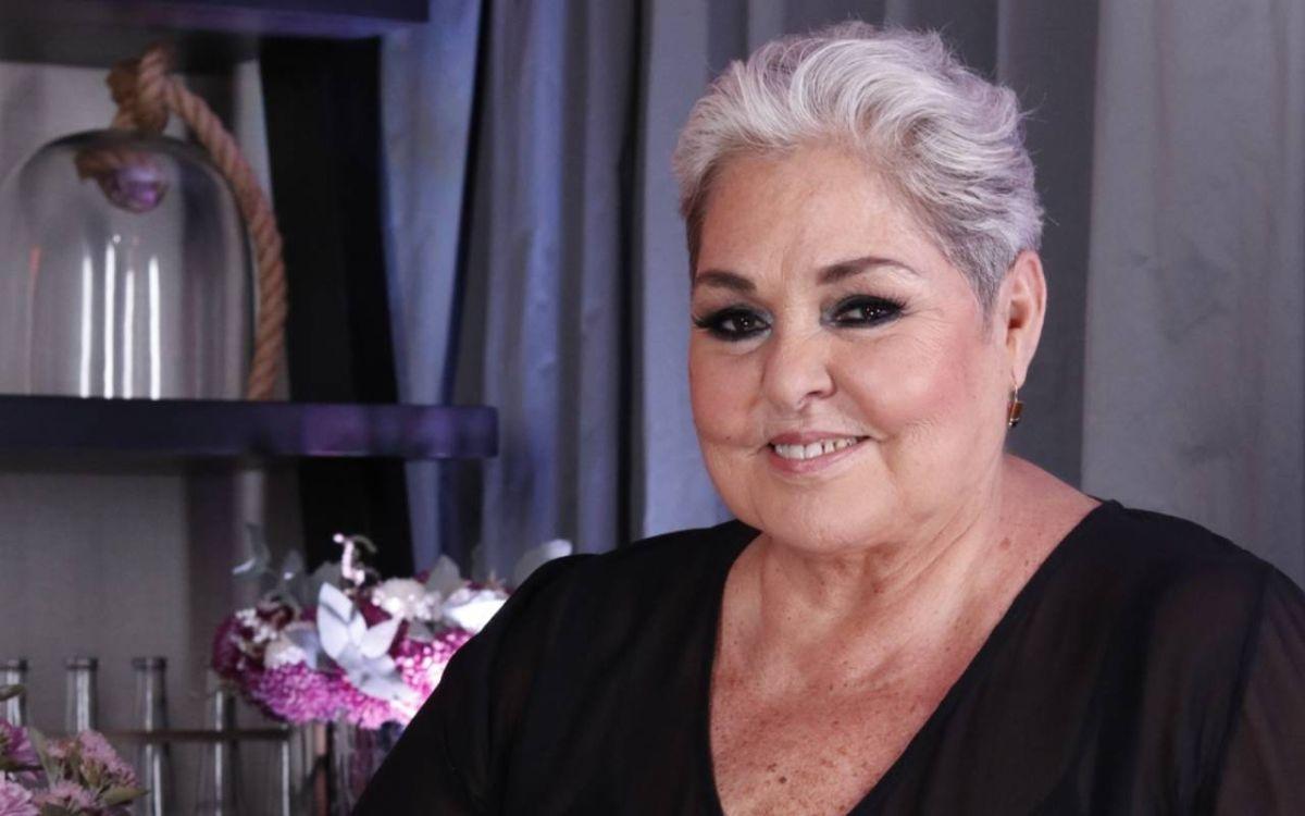 """Lupita D'Alessio revela que a su hijo César le tuvieron que reconstruir el rostro: """"Casi me lo matan"""""""