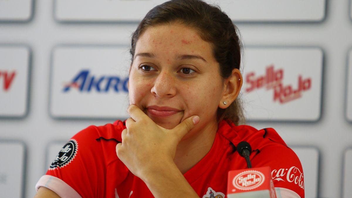 Norma Palafox, había anunciado su retiro, ahora firma con Pachuca