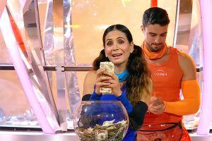 Patricia Manterola, Vanessa Villela y Tony Garza lograron sueño en 'El Domo del Dinero'