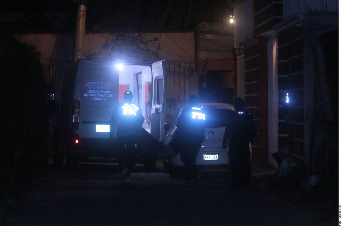 FOTOS: Mujer renta su casa por AIRBNB e inquilina le deja 2 muertos en el lugar